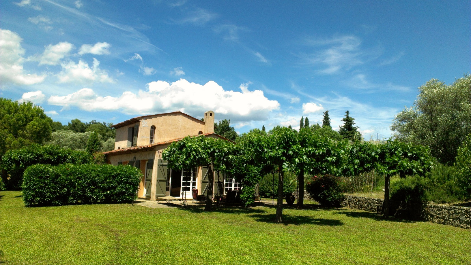 Grasse Holiday Rental, villa, 10 people, AL040 - Photo