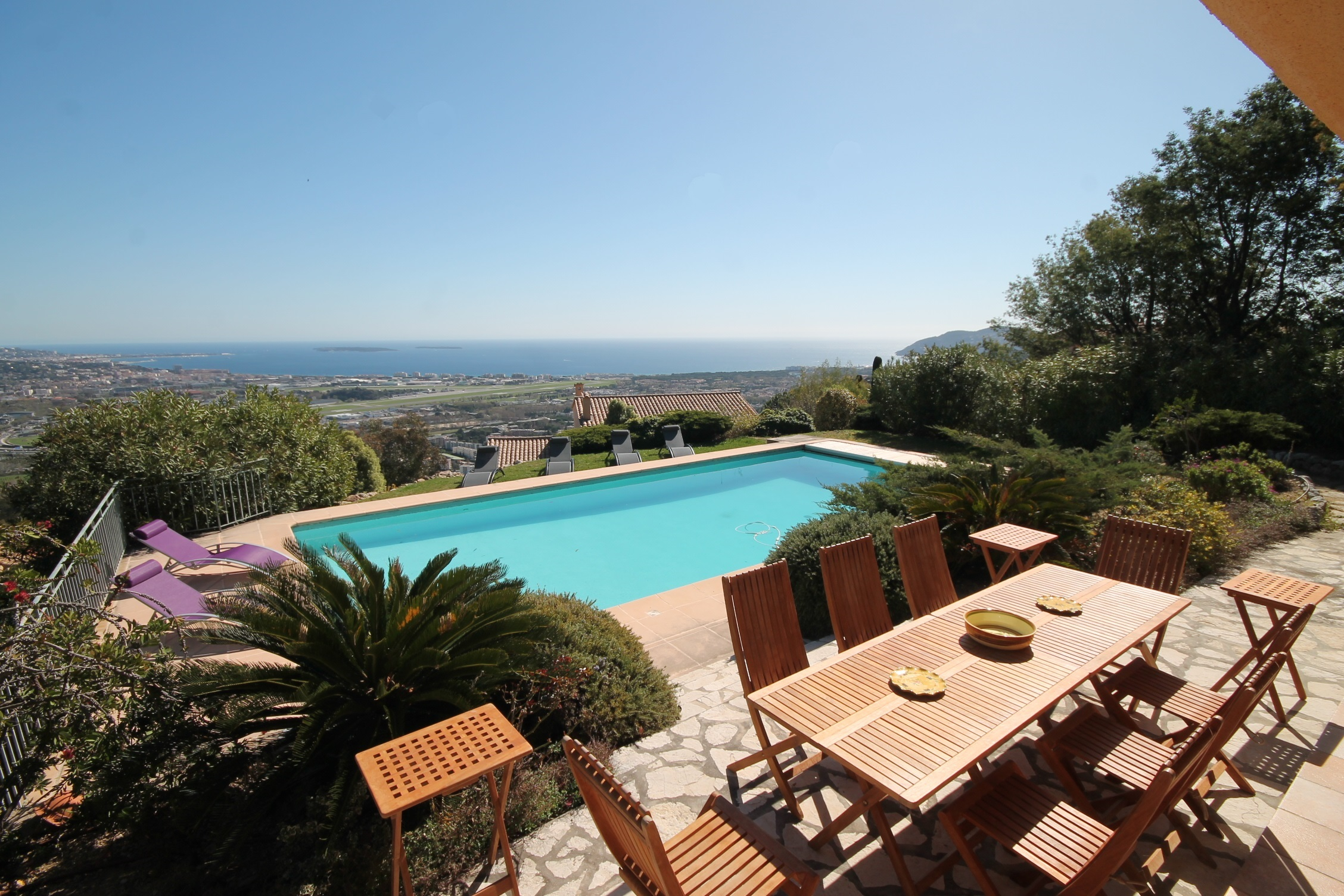 Mandelieu Holiday Rental, villa, 12 people, AL075 - Photo