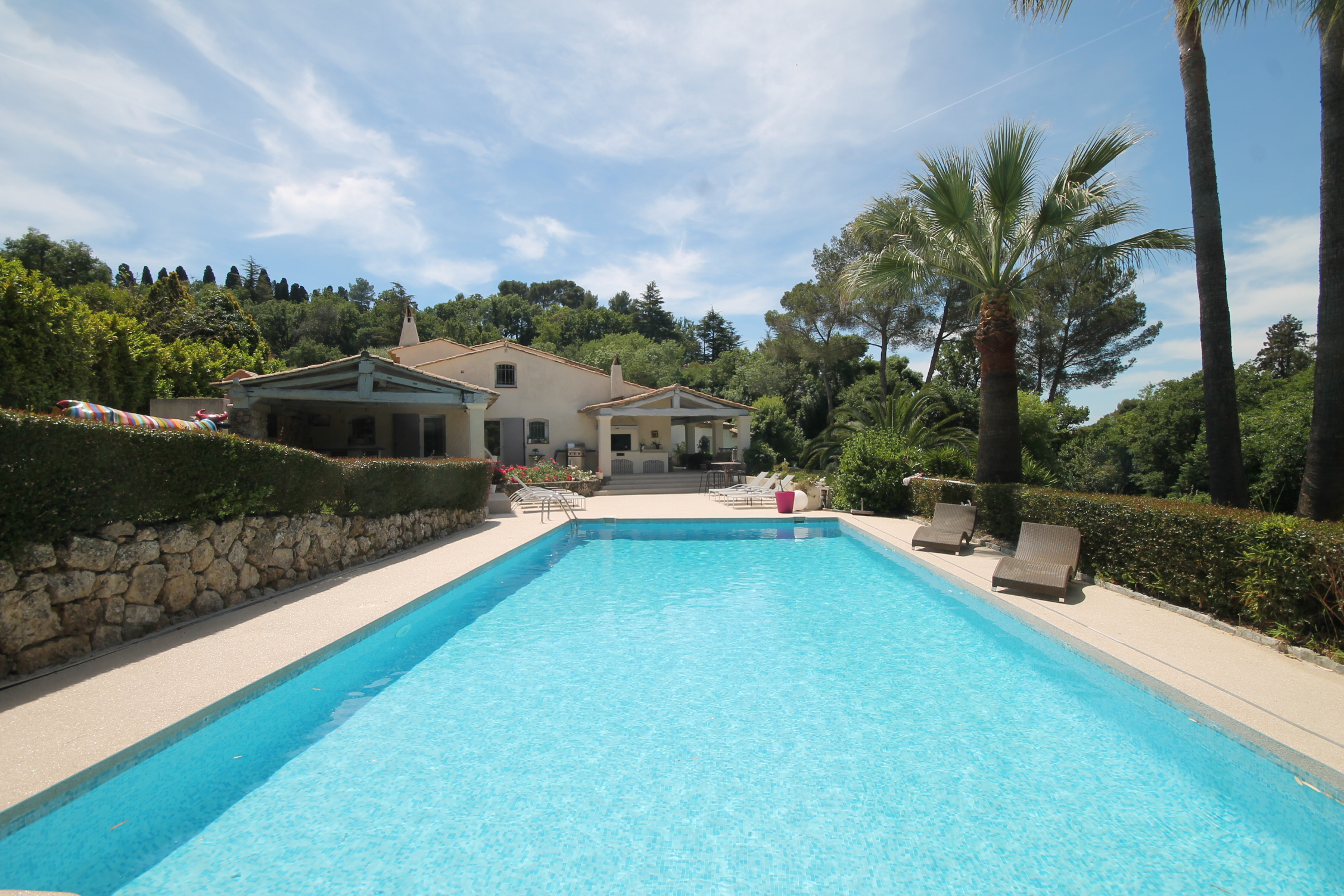 Mougins Holiday Rental, villa, 8 people, AL027 - Photo