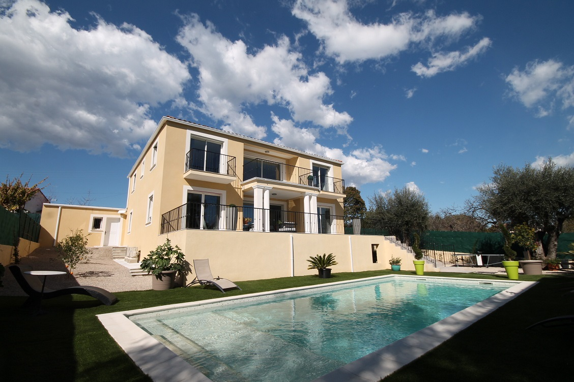 Antibes Holiday Rental, villa, 8 people, AL042 - Photo