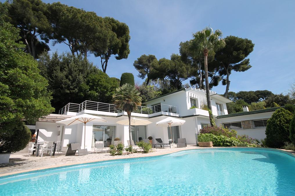 Cannes Holiday Rental, villa, 10 people, AL047 - Photo