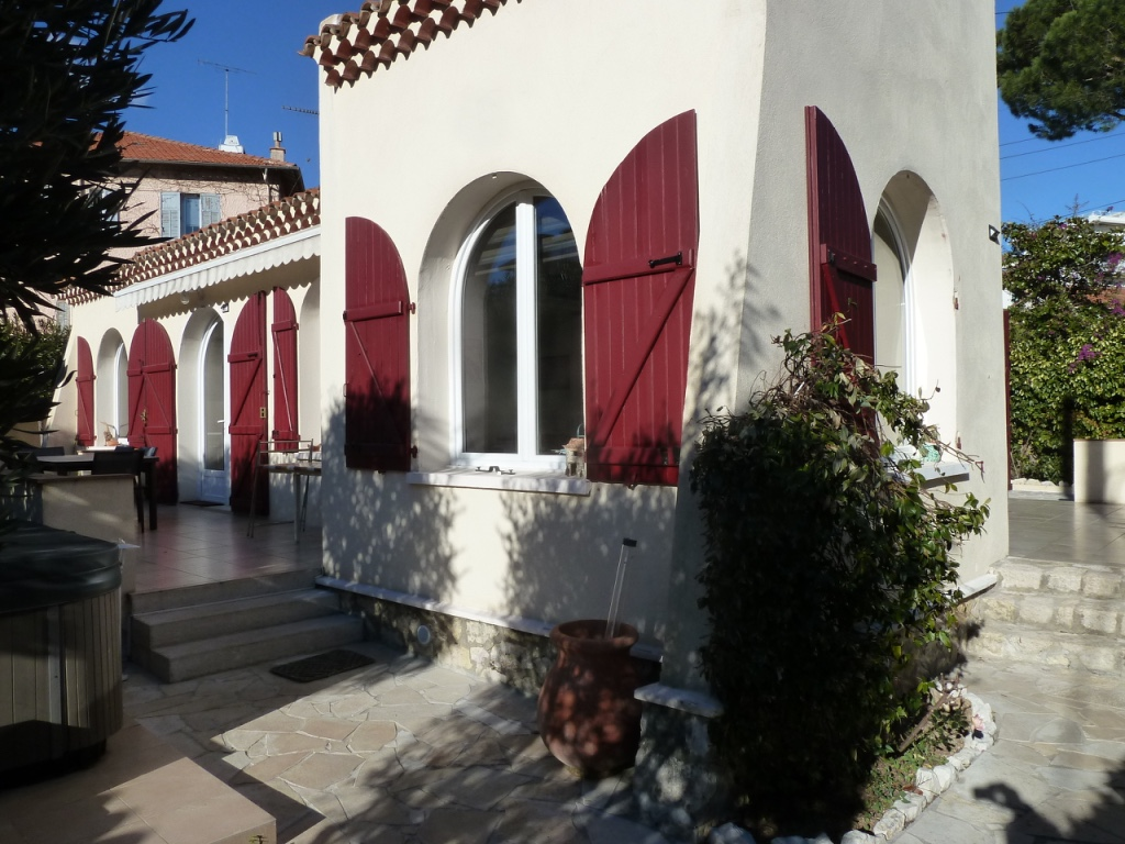 Theoule Holiday Rental, villa, 8 people, AL060 - Photo