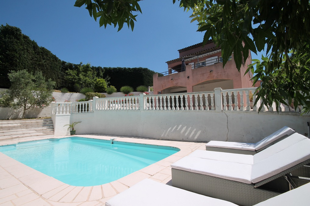 Cannes Holiday Rental, villa, 8 people, AL070 - Photo