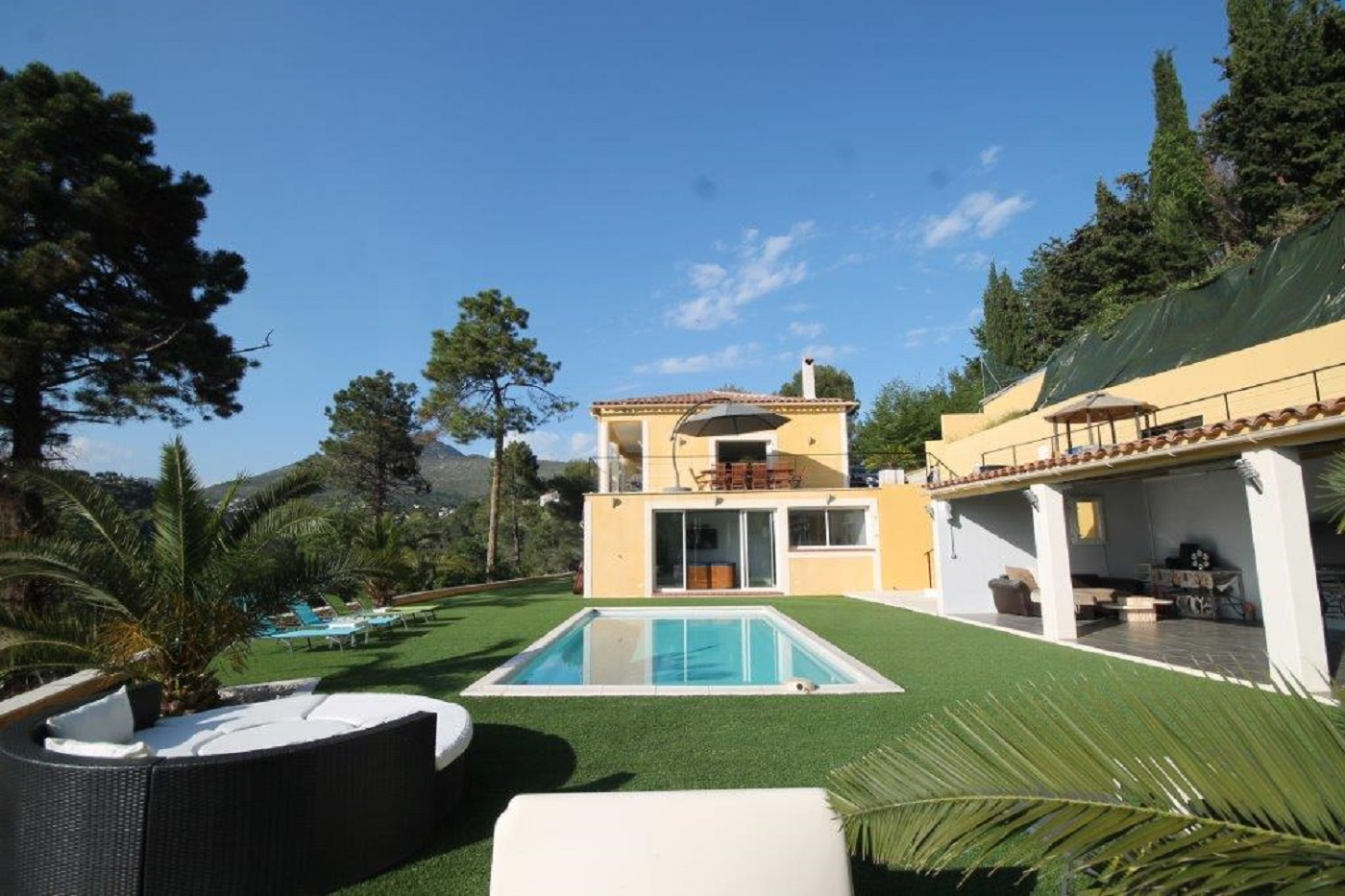 Nice Holiday Rental, villa, 8 people, AL081 - Photo