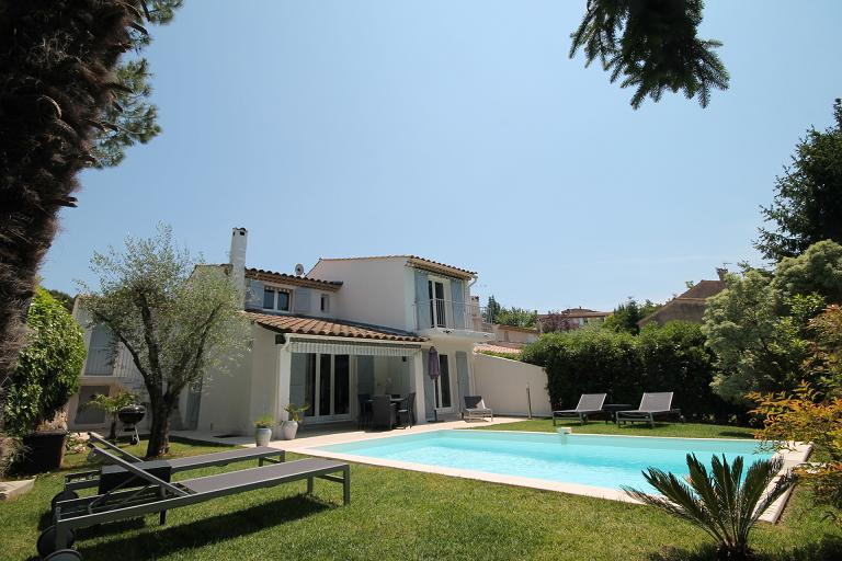 Golfe juan Holiday Rental, villa, 8 people, AL094 - Photo