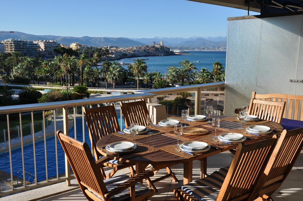 Antibes Holiday Rental, apartment, 6 people, AL100 - Photo