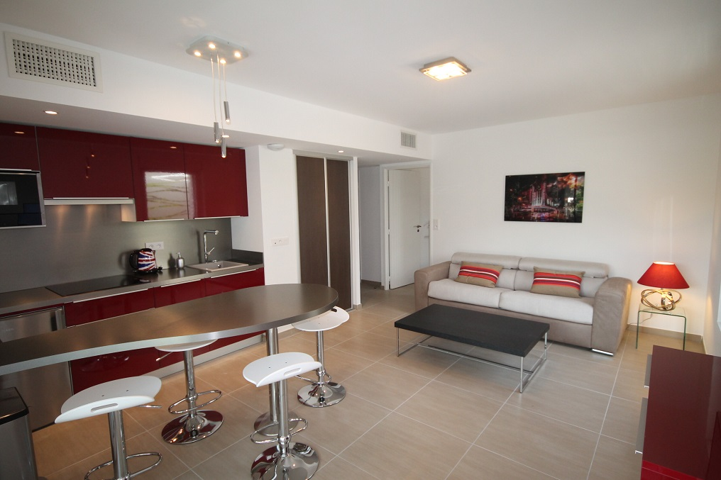 Cannes Holiday Rental, apartment, 4 people, AL114 - Photo