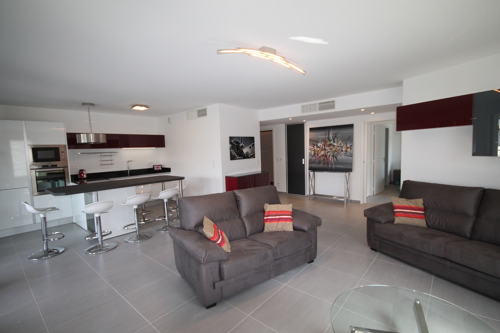Cannes Holiday Rental, apartment, 4 people, AL115 - Photo