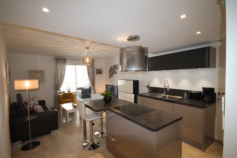 Cannes Holiday Rental, apartment, 4 people, AL116 - Photo