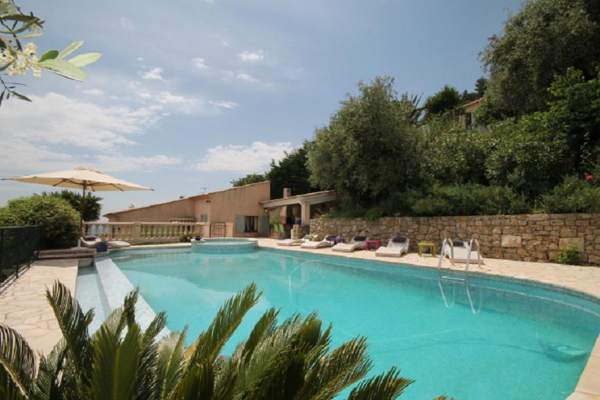 Grasse Holiday Rental, villa, 8 people, AL133 - Photo
