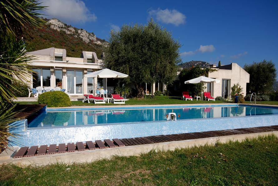 Saint-paul-de-vence Holiday Rental, villa, 8 people, AL449 - Photo