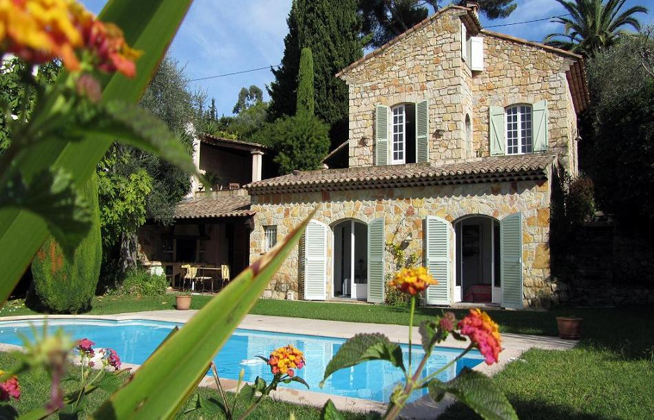 Mougins Holiday Rental, villa, 8 people, AL700 - Photo