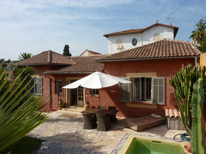 Cannes Holiday Rental, villa, 5 people, AL701 - Photo