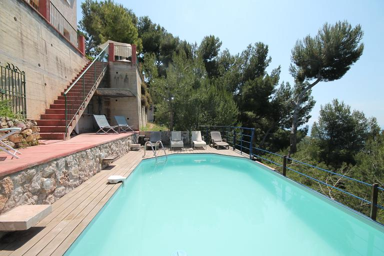 Monaco Holiday Rental, villa, 10 people, AL824 - Photo
