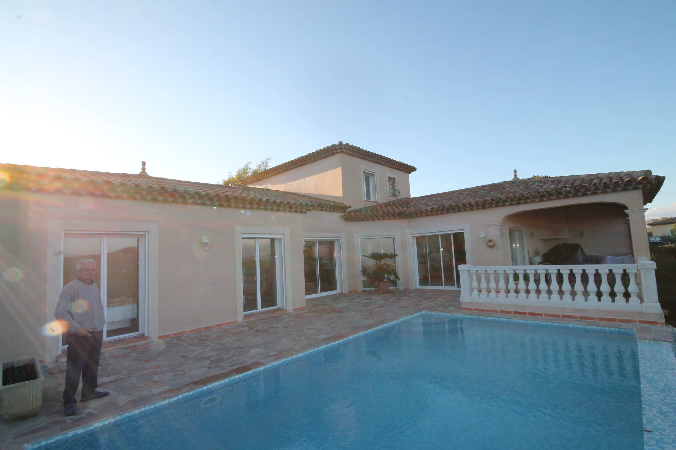 Adrets de l'esterel Holiday Rental, villa, 12 people, AL102 - Photo