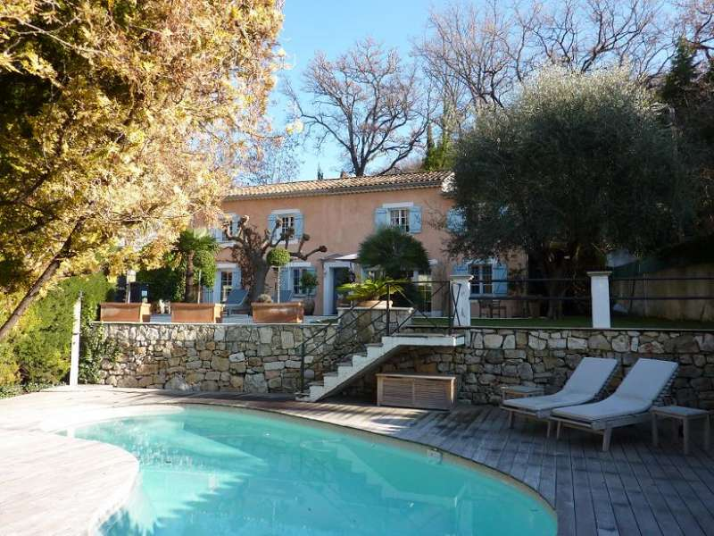 Grasse Holiday Rental, villa, 6 people, AL556 - Miniature 0